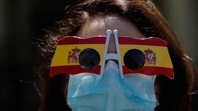 İspanya'da son 24 saatte 294 kişi koronadan hayatını kaybetti