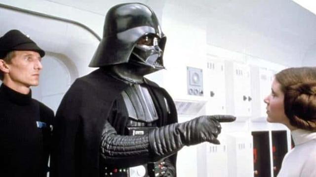Star Wars'ın Darth Vader'ı hayatını kaybetti