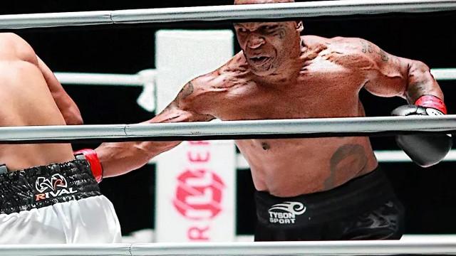 Mike Tyson: ''Esrar içmeyi bırakamıyorum''