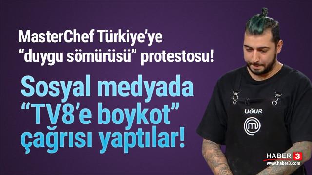 TV8'e boykot çağrısı: ''Diskalifiye şova dönüştürüldü''