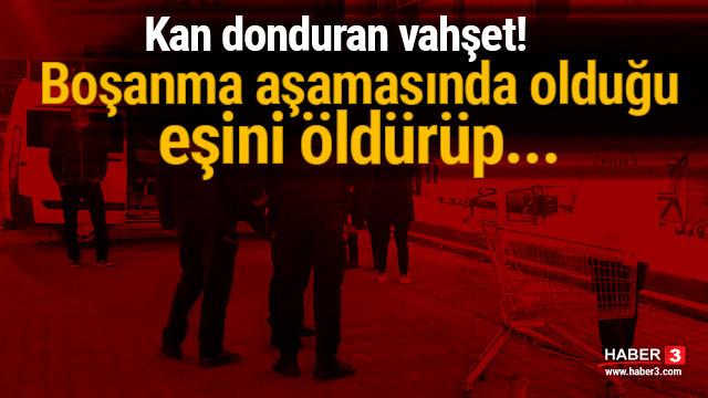 Edirne'de dehşet! Boşanma aşamasında olduğu eşini öldürdü