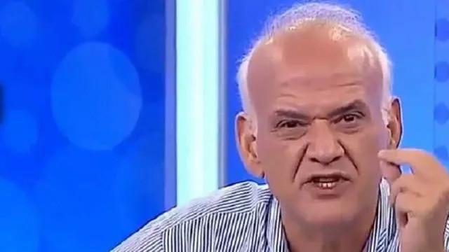 Ahmet Çakar'dan Rıdvan Dilmen'e: Kimsin lan sen?