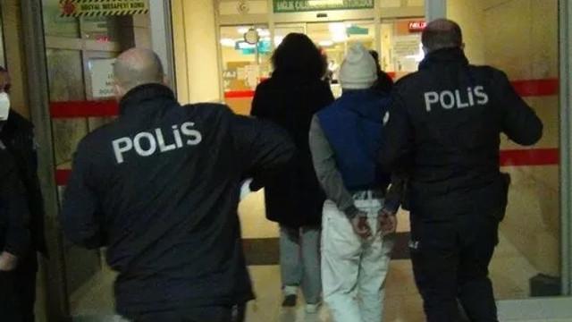 Kısıtlamaya uymayıp ortalığı birbirine kattılar: 3 polis yaralı