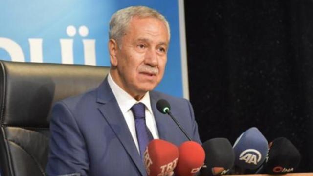 Bülent Arınç istifanın ardından sessizliğini bozdu