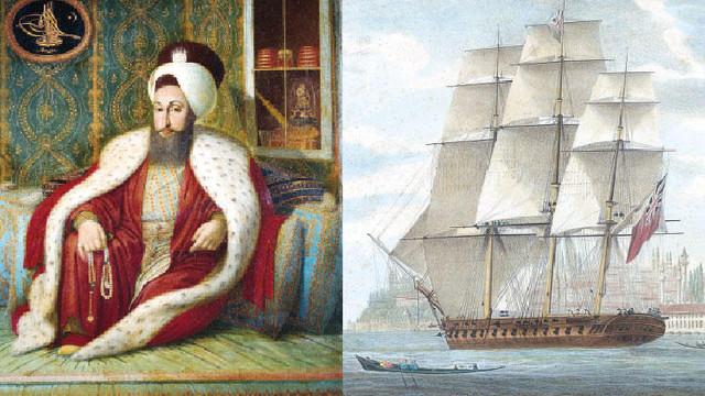 3. Selim'den yabancı denizcilere: Bir daha olursa katlederim