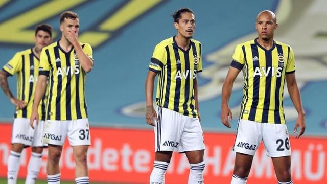 Fenerbahçe'de işler karıştı! Tam bir fiyasko