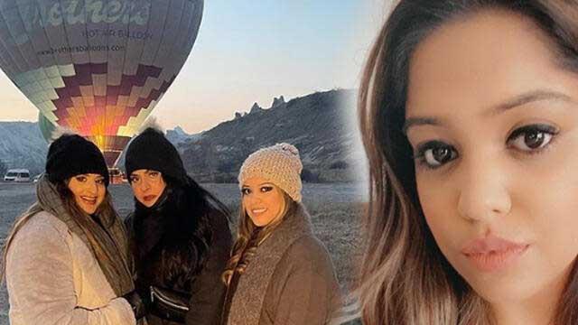 Amir Khan'ın kız kardeşi Kapadokya'da karantinaya alındı