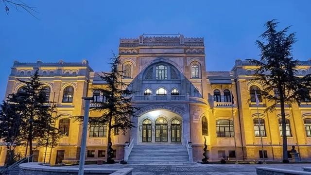 Ankara Devlet Resim ve Heykel Müzesi yeniden ziyarete açılıyor