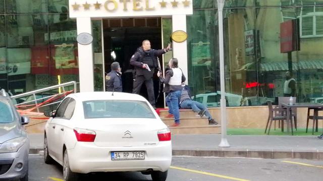 Polise silahlı saldırıdan acı haber: 1 şehit, 1 yaralı!