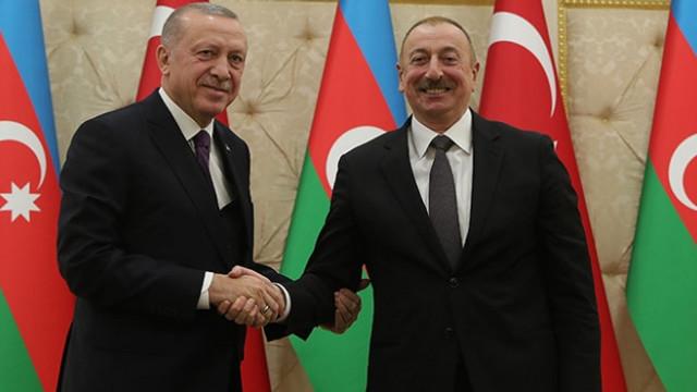 Erdoğan Azerbaycan'a gidecek