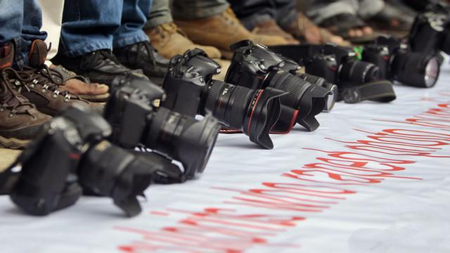 2020'de en az 50 gazeteci öldürüldü