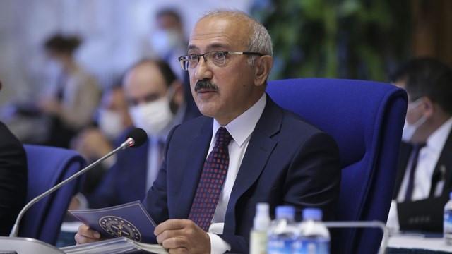 Bakan Elvan'dan ''salgın sonrası'' ekonomi açıklaması