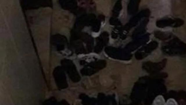 Antalya'da çekilen ayakkabı fotoğrafı sosyal medyada olay oldu