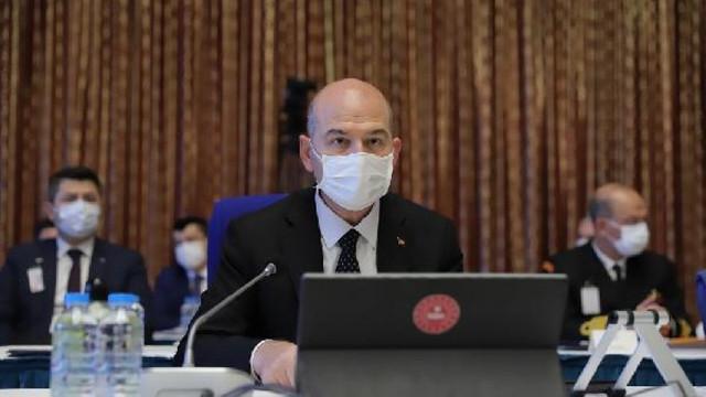 Bakan Soylu açıkladı; koronavirüs yasaklarına ''BBG evi'' incelemesi!