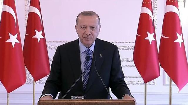 Erdoğan: Skandalın ötesinde tam bir felakettir!