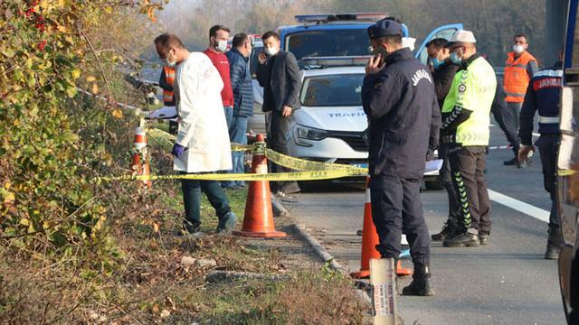 Ankara'da öldürülen kadının cesedi Sakarya'da bulundu