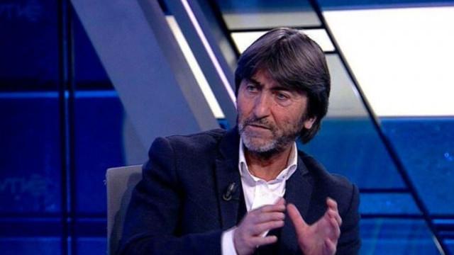 Rıdvan Dilmen: Ali Koç rica etti, Berat Albayrak yardım etti