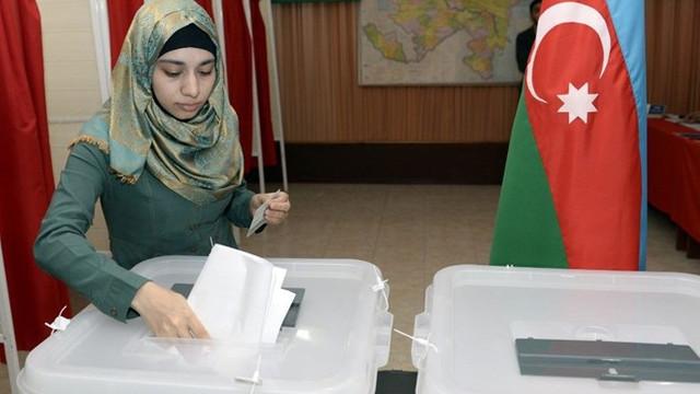 Azerbaycan'da erken seçimin galibi belli oldu