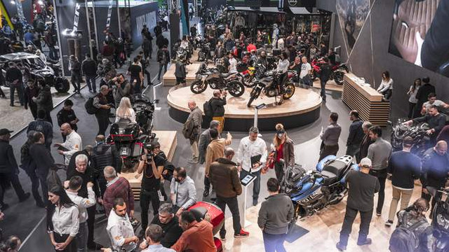 Motobike Istanbul 2020 yine sürprizler ile çok renkli