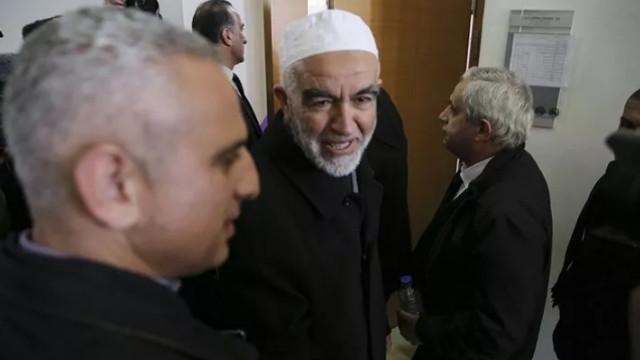 Şeyh Raid Salah'a 28 ay hapis cezası