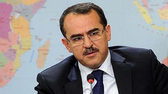Dönemin Adalet Bakanı AK Partili Ergin'den olay olacak açıklama