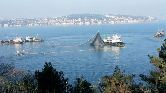 Marmara Denizi'nde yat battı