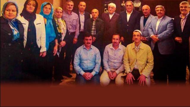AK Partili Tamer, Fetullah Gülen ile fotoğrafını böyle savundu
