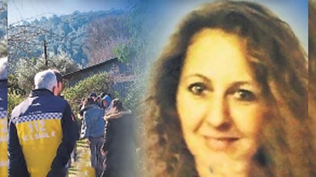 Kiralık katil tutup kocasını öldürtmüş !