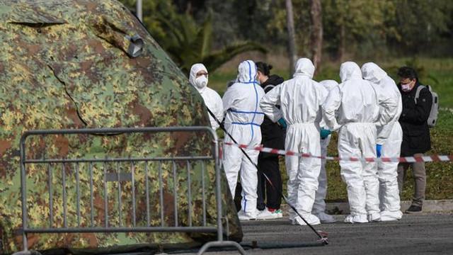 Çin'den ABD'ye tahliye edilen bir kişide virüs tespit edildi
