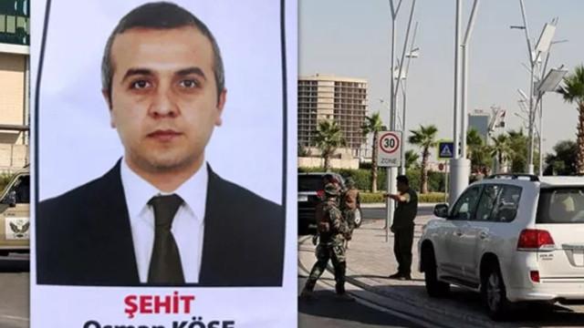 Türk diplomatı şehit edenlerin cezası belli oldu