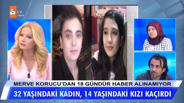 Müge Anlı'da şoke eden olay: 32 yaşındaki kadın, 14 yaşındaki kızı kaçırdı!