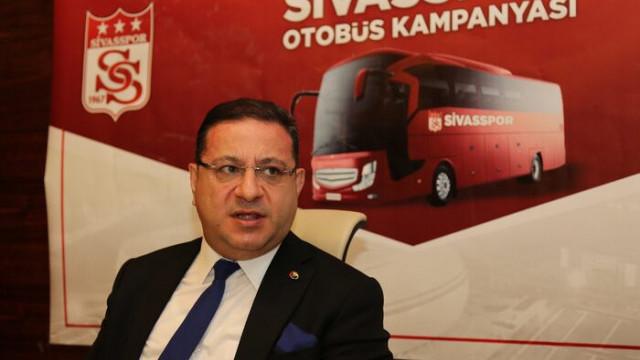 Sivasspor için otobüs kampanyası