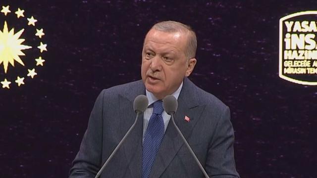 Erdoğan'dan İdlib açıklaması: Yarın açıklayacağım