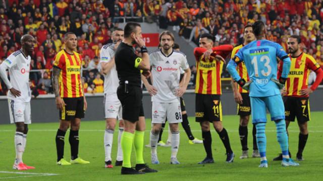 Göztepe - Beşiktaş maçıyla ilgili flaş iddia