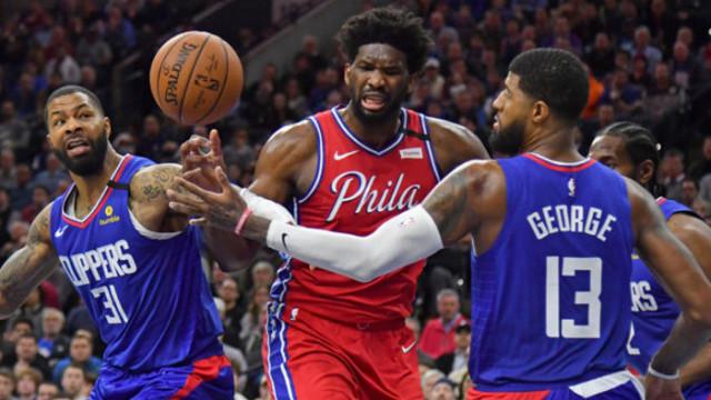 Furkanlı Philadelphia 76ers sahasında galip