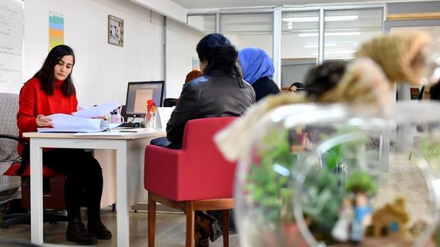 Ankara'nın kadınlarına Büyükşehir desteği