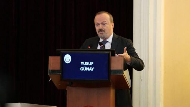 Yusuf Günay: Yasal zorunluluk olsa seçime gideriz