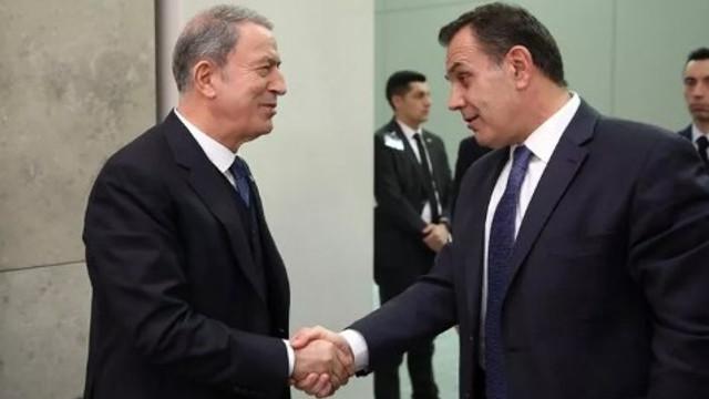 Milli Savunma Bakanı'ndan kritik görüşme