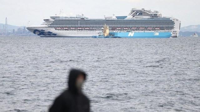 Cruise gemisinde 44 kişide daha virüs çıktı