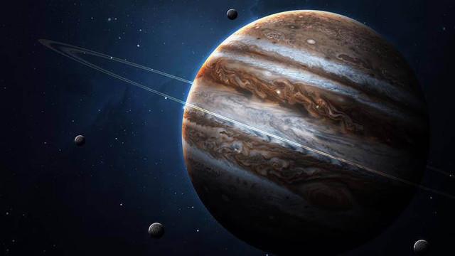 ''Jupiter'in uygusunda uzaylılar var''