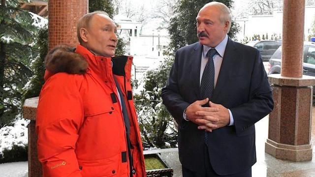 Rusya lideri Putin'in montu olay oldu