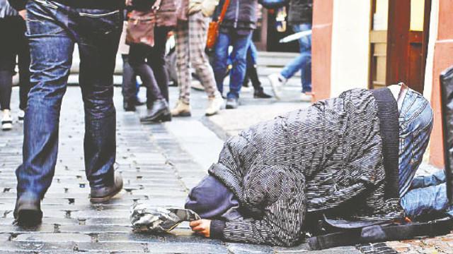 Türkiye'de en çok bireysel bağış dilenciye