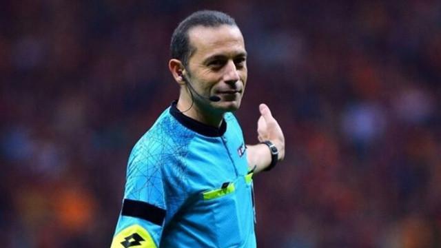Cüneyt Çakır 5 yıl sonra Trabzonspor'un iç saha maçını yönetecek
