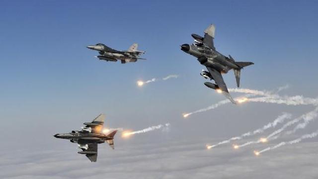 Kandil'e hava harekatı: 6 terörist öldürüldü