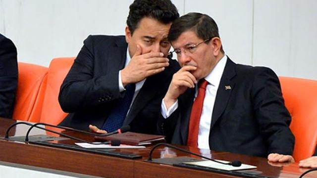 Davutoğlu ile Babacan'a Gezi Parkı çağrısı