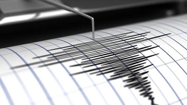 Datça açıklarında 4.5 büyüklüğünde deprem !