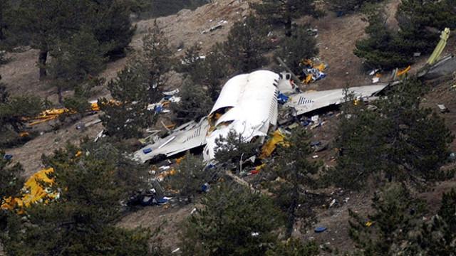 2007 yılında düşen Isparta uçağıyla ilgili flaş iddia