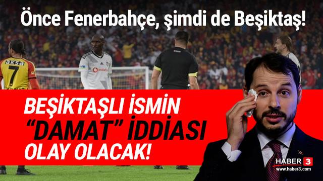 Beşiktaş Divan Kurulu'nda şok iddia: ''Damat engelledi''