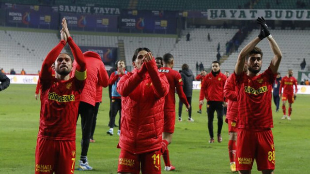 ÖZET | Konayspor - Göztepe maç sonucu: 1-3