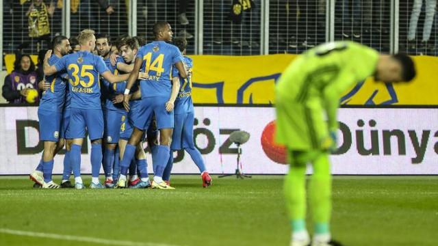 ÖZET | Ankaragücü Fenerbahçe maç sonucu: 2-1